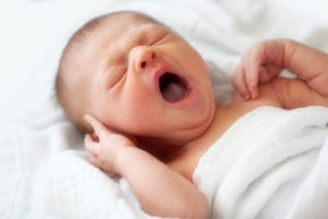 signs that baby is tired and ready for sleep
