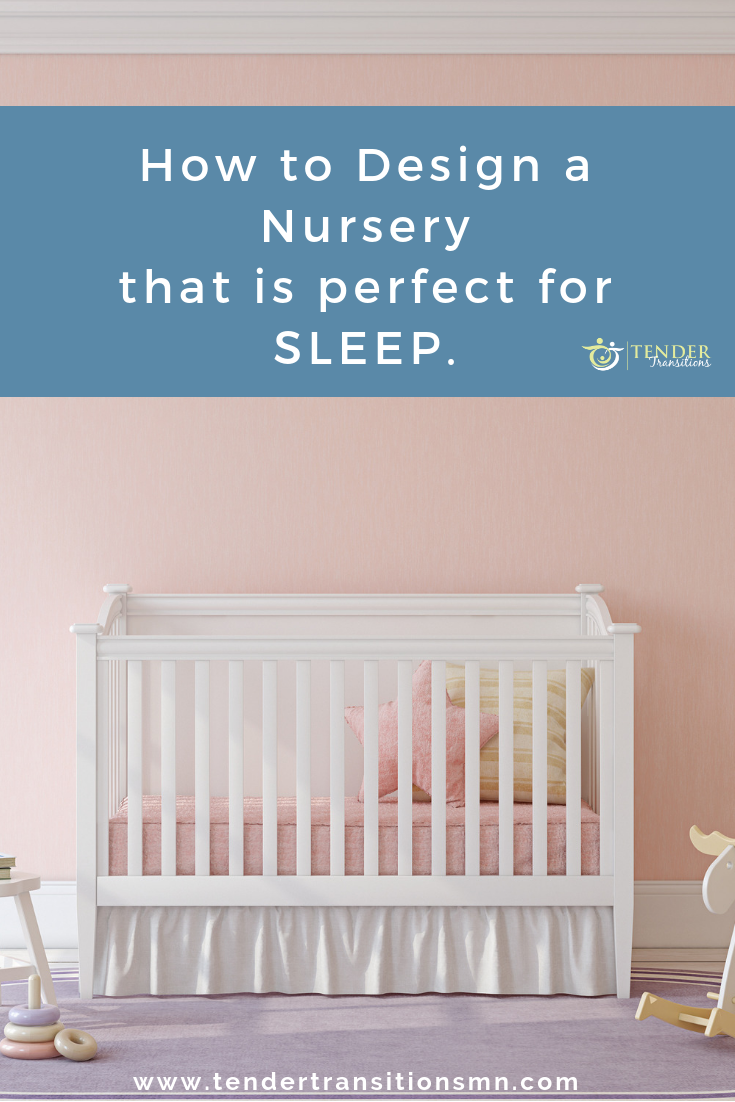Design a nursery that is perfect for sleep. Nursery do's and don'ts
