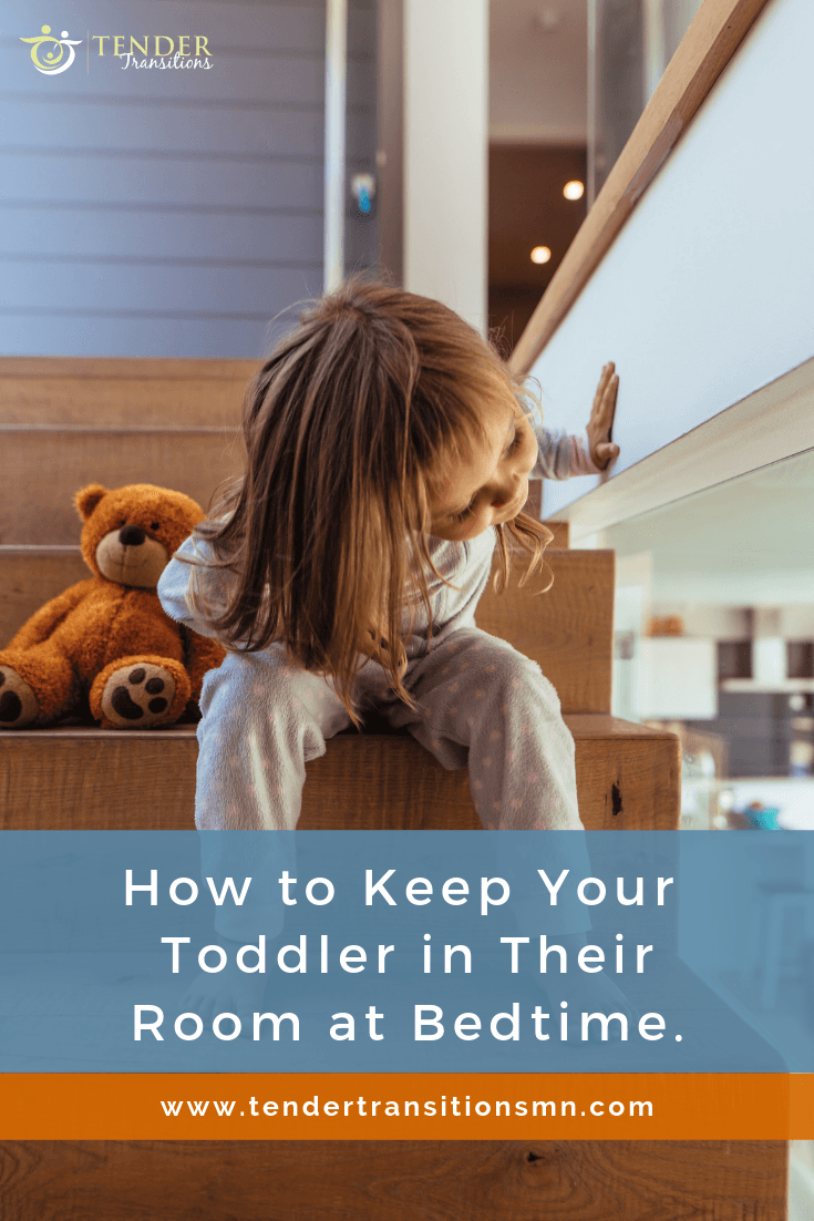 keeping your toddler in their room at bedtime
