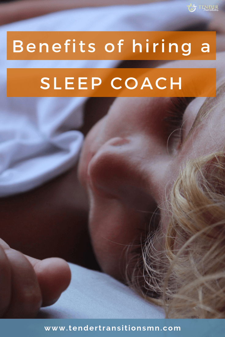 The benefit of hiring a sleep coach