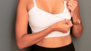 booboos leakproof nursing bra