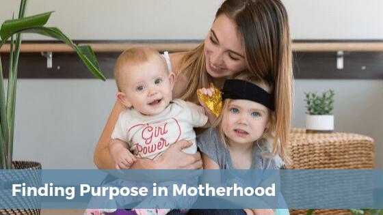 founder of nursing bra with children | Tender Transitions