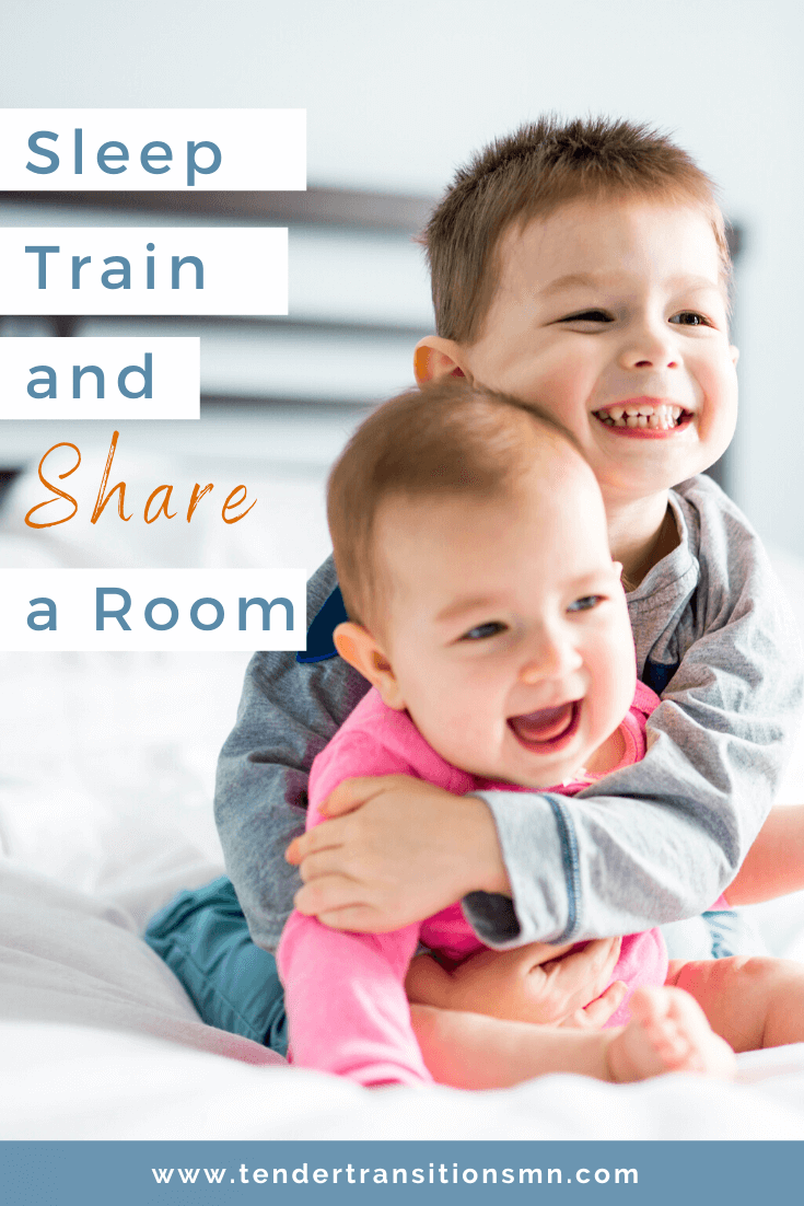 siblings share a room pin image
