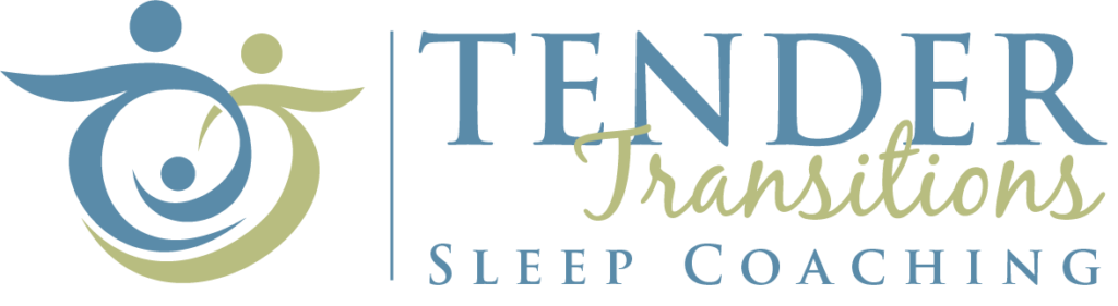 Tender Transitions Sleep Coaching Logo