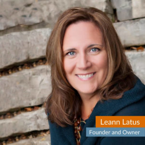 Leann Latus Founder and Sleep Coach for Tender Transitions