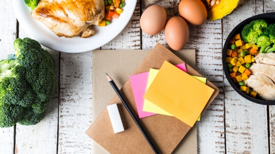 5 steps to healthy meal planning