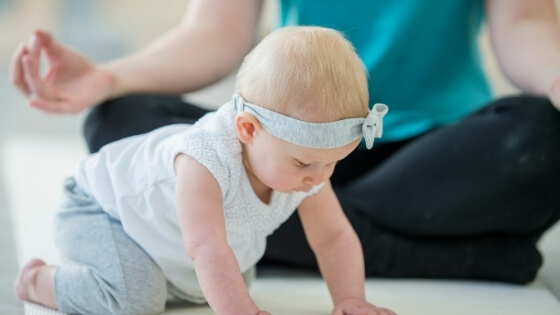 meditation exercises as a mom
