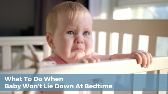 minnesota sleep coach explains what to do when baby stands in crib