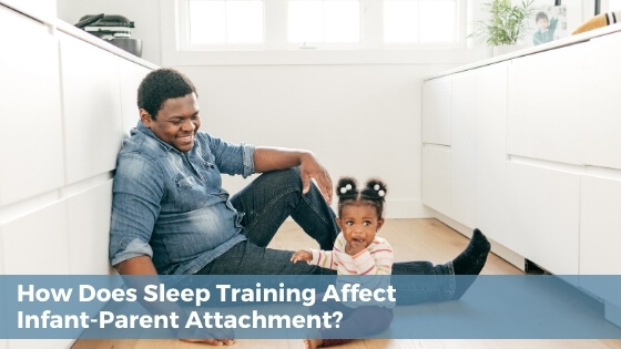 sleep training and attachment - Tender Transitions