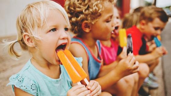 child's diet affect sleep