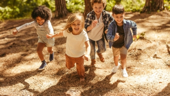 importance of summer activity for children