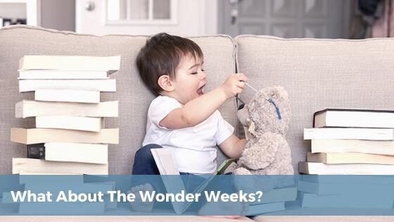 wonder weeks and sleep training
